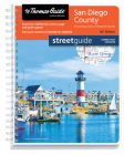San Diego County Street Guide (Thomas Guide San Diego County Including Imperial County Street Guide & Directory) Cover Image