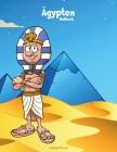 Ägypten Malbuch Cover Image