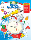 More Minute Math Drills, Grades 1 - 3: Addition and Subtraction Cover Image