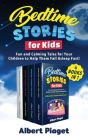 Bedtime Stories for Kids (4 Books in 1): Fun and Calming Tales for Your Children to Help Them Fall Asleep Fast! Cover Image