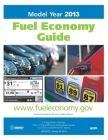 Fuel Economy Guide 2013 Cover Image