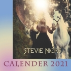 Stevie Nicks: 24 Months/2021-2022 calendar 8.5 x 8.5 glossy paper Cover Image