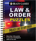 Brain Games - Law & Order Puzzles Cover Image