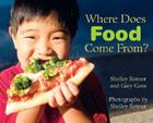 Where Does Food Come From? Cover Image