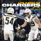 Los Angeles Chargers 2021 12x12 Team Wall Calendar Cover Image