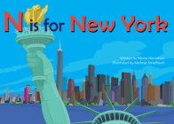 N Is for New York (Alphabet Places) Cover Image