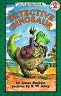 Detective Dinosaur (I Can Read Level 2 #1) Cover Image