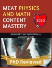 MCAT Physics and Math Content Mastery Cover Image