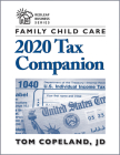 Family Child Care 2020 Tax Companion (Redleaf Business) Cover Image