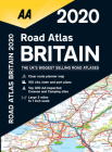 Road Atlas Britain 2020 Cover Image