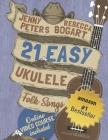 21 Easy Ukulele Folk Songs Cover Image