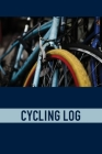 Cycling Log: Track Details For Over 100 Bike Rides Cover Image