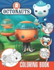 OCTONAUTS Coloring Book: 19 Illustrations Cover Image