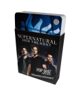 Supernatural Pop Quiz Trivia Deck (Science Fiction Fantasy) Cover Image