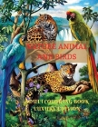 Nature Animal and Bird Adult Coloring Book Luxury Edition: Unique and Amazing Nature Adult Coloring Book - Creative Haven Birds and Animals Adult Colo Cover Image