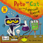 Pete the Cat and the Supercool Science Fair Cover Image