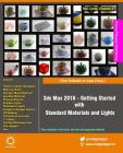3ds Max 2018 - Getting Started with Standard Materials and Lights Cover Image