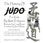 History of Judo for Kids (English / Mpakwithi Bilingual Book) Cover Image