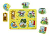 Nursery Rhymes 1 - Sound Puzzle Cover Image