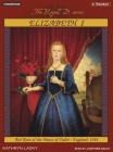 Elizabeth I: Red Rose of the House of Tudor, England, 1544 (Royal Diaries #1) Cover Image