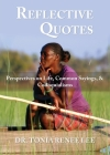 Reflective Quotes Cover Image