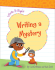 Writing a Mystery Cover Image