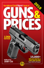 Official Gun Digest Book of Guns & Prices 2018 Cover Image
