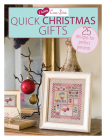 I Love Cross Stitch - Quick Christmas Gifts: 25 Designs for Perfect Presents Cover Image