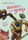 Rebelión en la granja (Novela gráfica) / Animal Farm: The Graphic Novel Cover Image