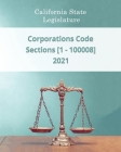 Corporations Code 2021 - Sections [1 - 100008] Cover Image