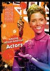 Amazing African-American Actors (African-American Collective Biographies) Cover Image