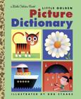 Little Golden Picture Dictionary (Little Golden Book) Cover Image