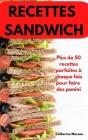 Recettes Sandwich Cover Image