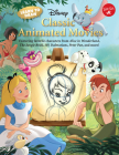 Learn to Draw Disney's Classic Animated Movies: Featuring favorite characters from Alice in Wonderland, The Jungle Book, 101 Dalmatians, Peter Pan, and more! (Licensed Learn to Draw) Cover Image