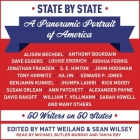 State by State Lib/E: A Panoramic Portrait of America: 50 Writers on 50 States Cover Image