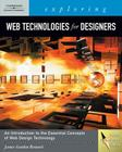 Exploring Web Technologies for Designers (Book Only) Cover Image