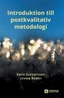 Introduktion till postkvalitativ metodologi Cover Image