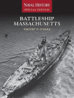 Battleship Massachusetts: Naval History Special Edition Cover Image