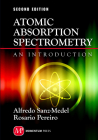 Atomic Absorption Spectrometry: An Introduction, 2nd edition Cover Image