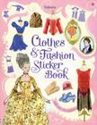 Clothes and Fashion Sticker Book Cover Image