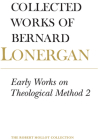 Early Works on Theological Method 2: Volume 23 (Collected Works of Bernard Lonergan #23) Cover Image
