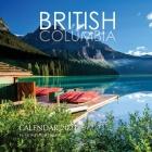 BRITISH COLUMBIA Calendar 2021: 16 Month Calendar Cover Image
