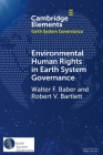 Environmental Human Rights in Earth System Governance Cover Image