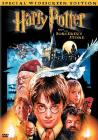 Harry Potter and the Sorcerer's Stone Video: DVD Widescreen Format Cover Image