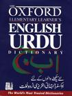 Oxford Elementary Learner's English Urdu Dictionary Cover Image
