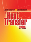 A Heat Transfer Textbook: Fifth Edition (Dover Books on Engineering) Cover Image