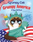 Grumpy America: A Paper Doll Book (Grumpy Cat) Cover Image