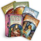 Earth Magic Oracle Cards: A 48-Card Deck and Guidebook Cover Image