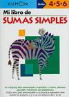 Mi Libro de Sumas Simples (Mi Libro de...) Cover Image