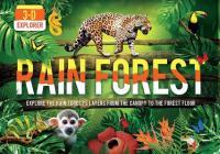 3-D Explorer: Rain Forest Cover Image